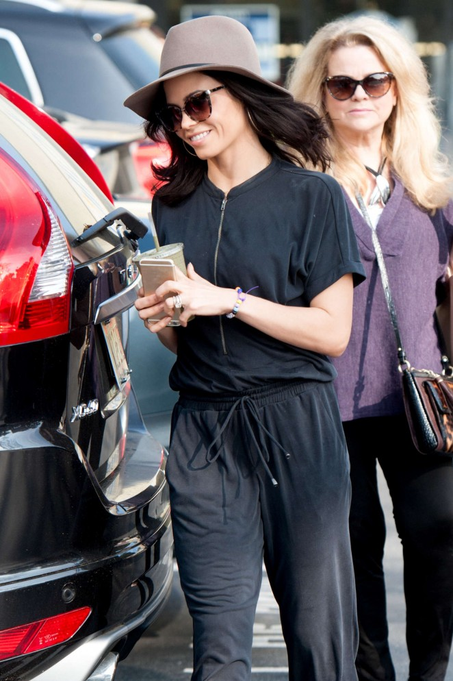 Jenna Dewan Tatum Out in LA -15