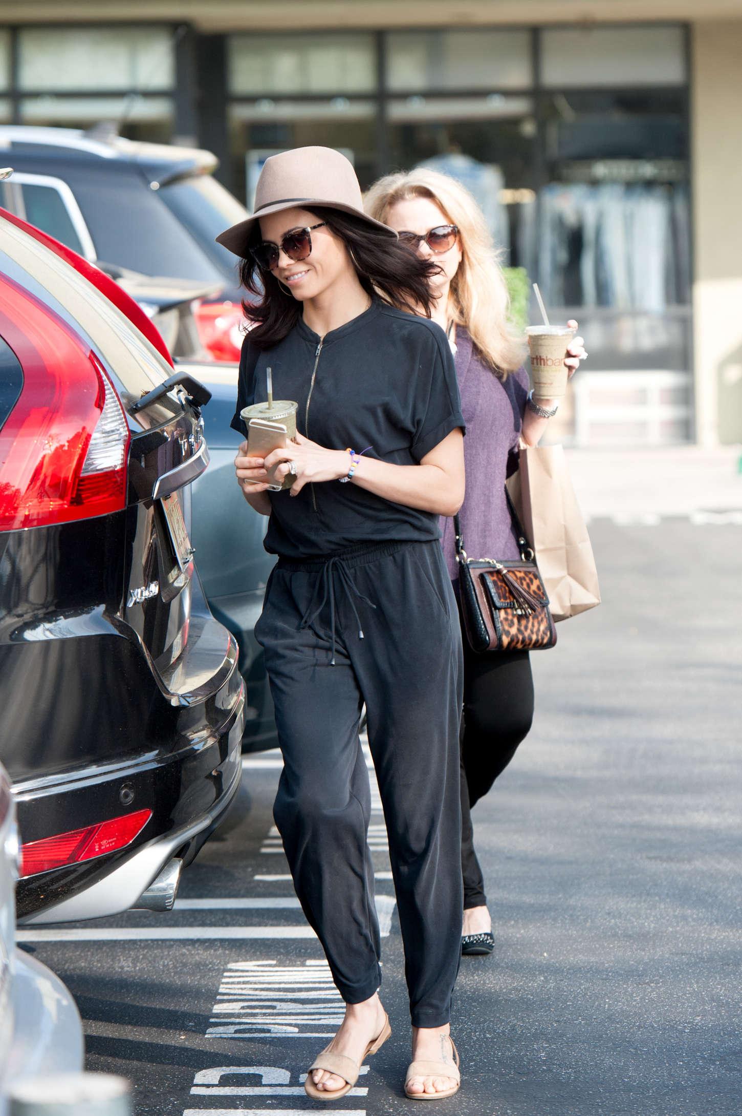 Jenna Dewan Tatum 2015 : Jenna Dewan Tatum Out in LA -18
