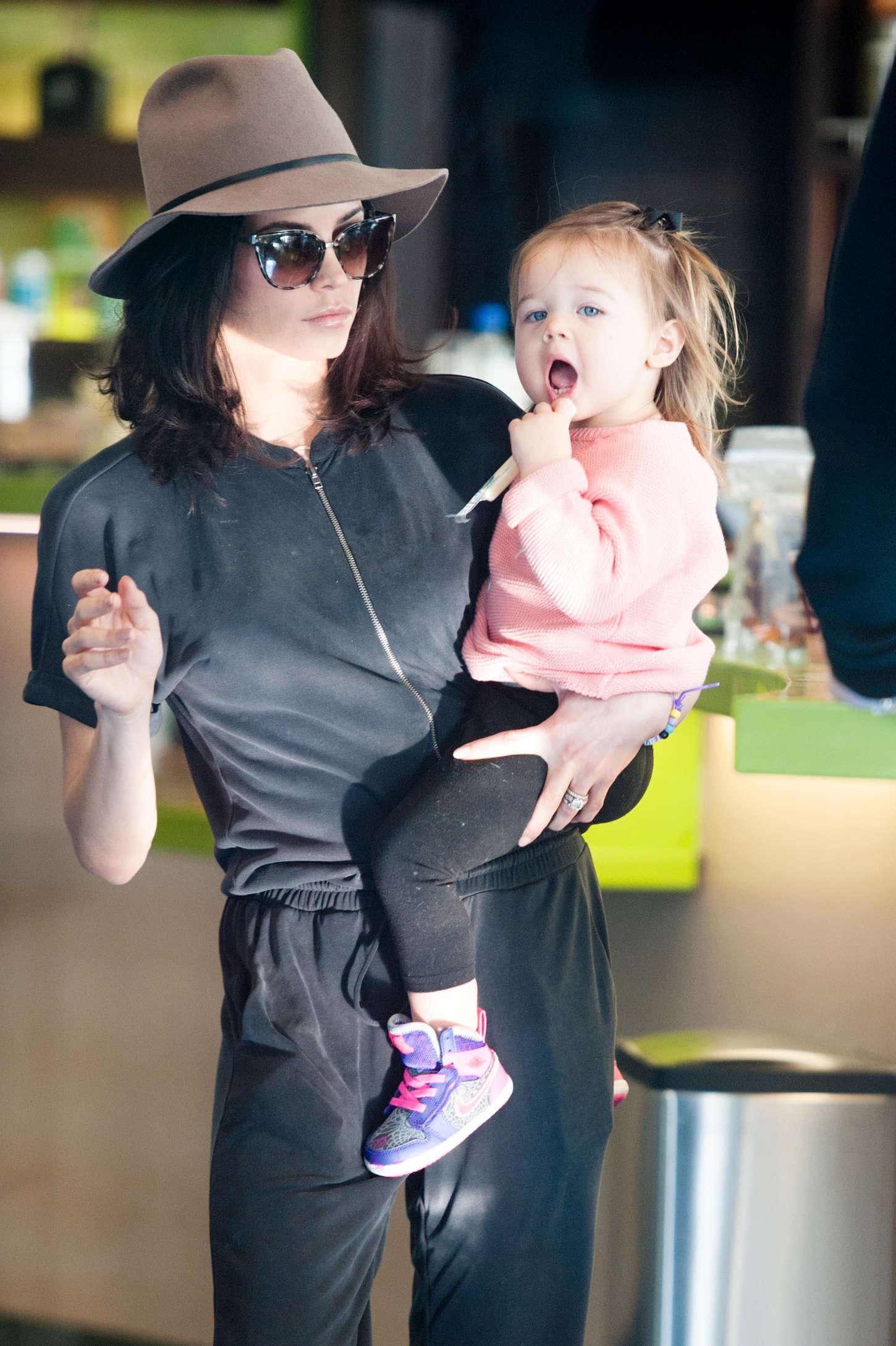 Jenna Dewan Tatum 2015 : Jenna Dewan Tatum Out in LA -20