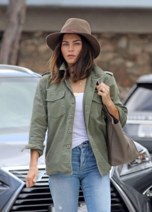 Jenna Dewan Tatum - Out and about in Sherman Oaks