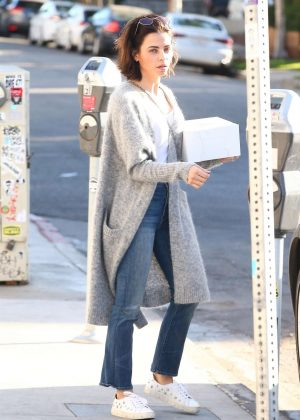 Jenna Dewan Tatum out in Los Angeles