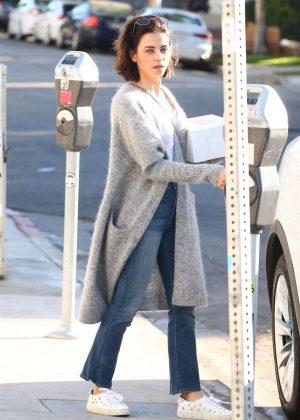 Jenna Dewan Tatum out in Los Angeles
