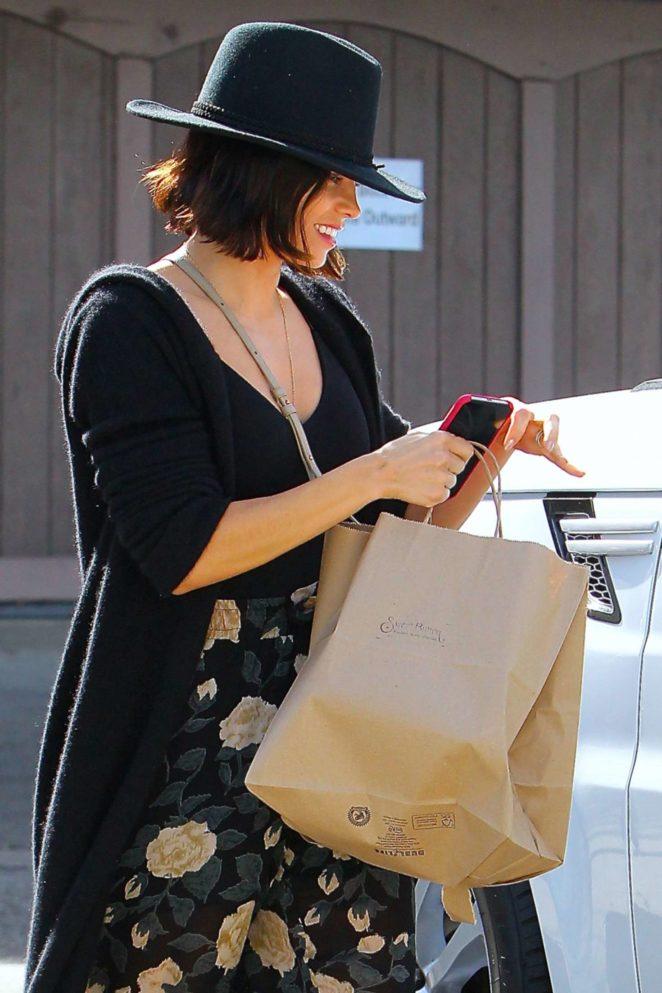 Jenna Dewan Tatum - Out in Los Angeles