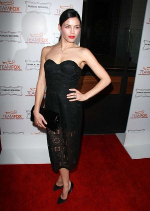 Jenna Dewan Tatum - Raising The Bar To End Parkinson Event in Sherman Oaks
