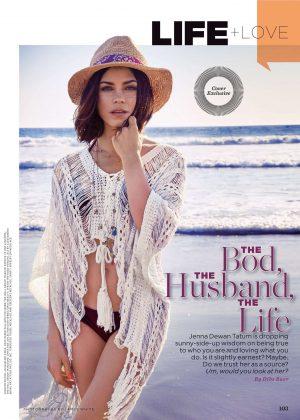 Jenna Dewan Tatum - Women's Health US (July 2016)