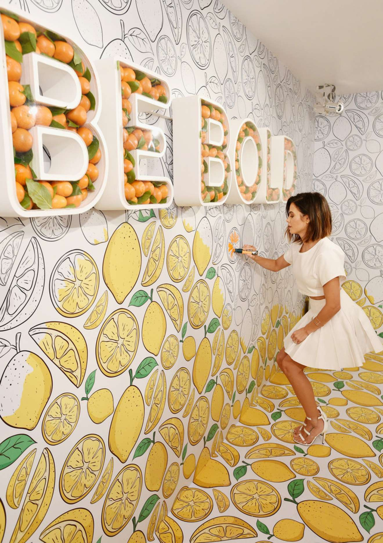 Jenna Dewan-Tatum: Young Living Essential Oils limited edition event ...