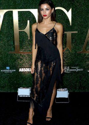Jenna Dewan - Vegas Magazine 15th Anniversary with Jenna Dewan Cover in Las Vegas