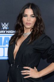 Jenna Dewan - WWE 20th Anniversary Celebration in Los Angeles