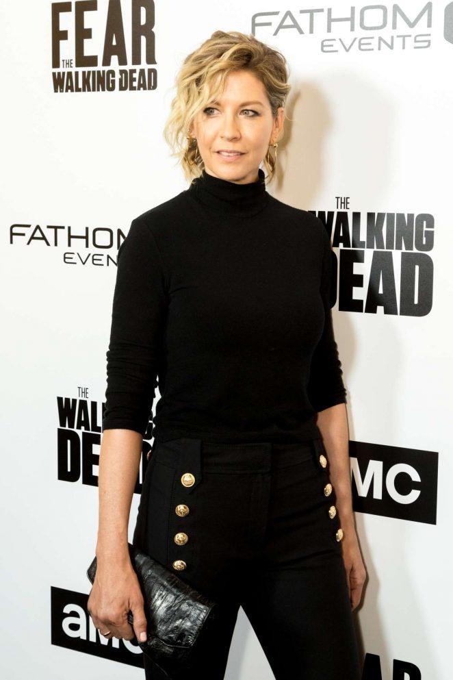 Jenna Elfman – FYC 'The Walking Dead' and 'Fear the Walking Dead' in Los Angeles