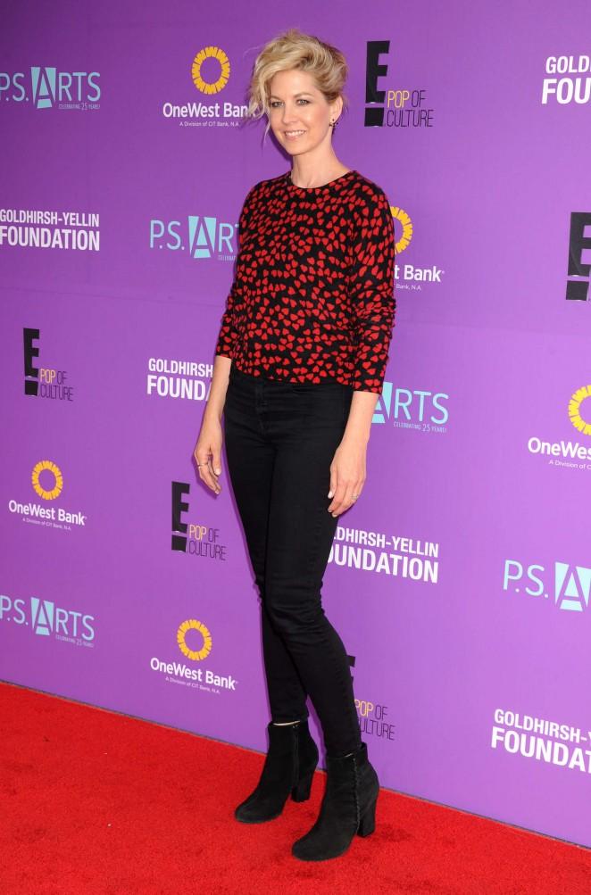 Jenna Elfman: PS ARTS Presents Express Yourself 2015 -04