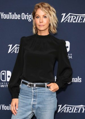 Jenna Elfman - Variety Studio Comic-Con 2018 Day 1 in San Diego