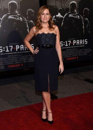 Jenna Fischer - 'The 15:17 to Paris' Premiere in Burbank