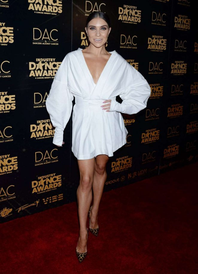 Jenna Johnson - 2018 Industry Dance Awards in Hollywood