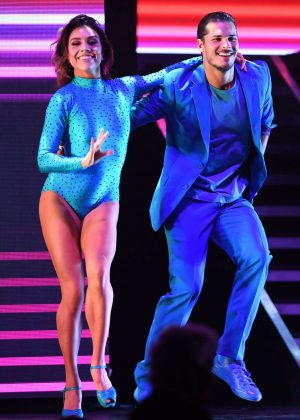 Jenna Johnson - Dancing with the Stars Live in Hollywood