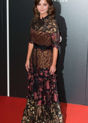 Jenna Louise Coleman - BFI Luminous Fundraising Gala in London