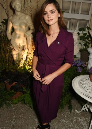 Jenna Louise Coleman - Burberry and Bafta In Conversation in London