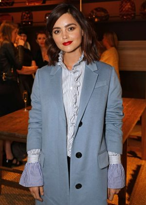 Jenna Louise Coleman - Burberry celebrates 'The Tale of Thomas Burberry' in London
