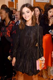 Jenna-Louise Coleman - Bvlgari Corner Shop Launch in London
