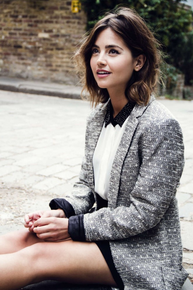 Jenna Louise Coleman - Flaunt Magazine (September 2015)