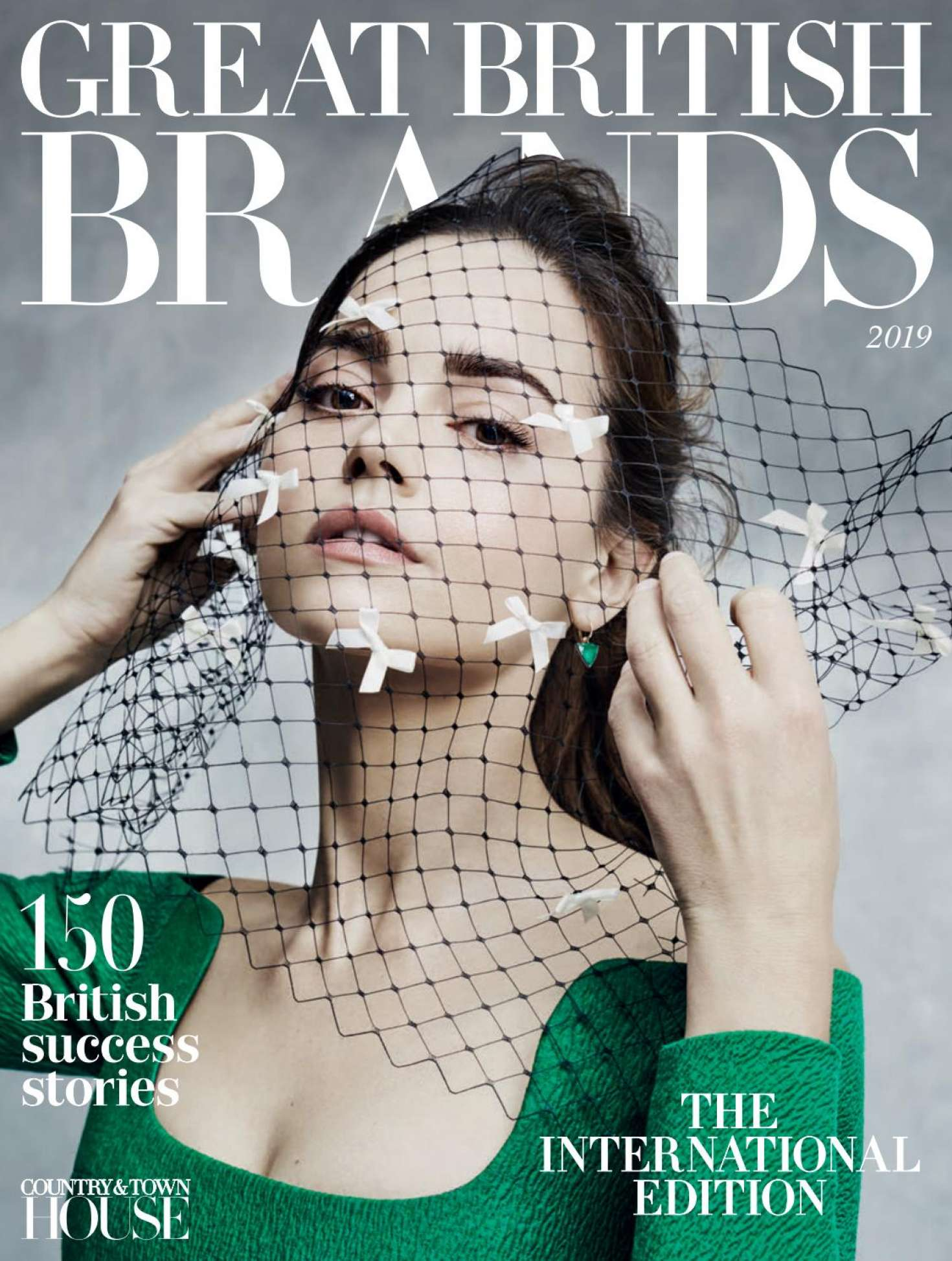 Jenna Louise Coleman 2018 : Jenna Louise Coleman: Great British Brands 2019 -04
