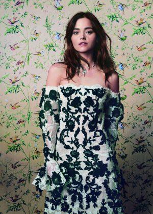 Jenna Louise Coleman - Harper's Bazaar UK Magazine (April 2019)
