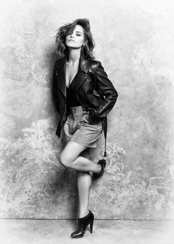 Jenna Louise Coleman: Harrods Magazine 2015 -01