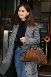 Jenna Louise Coleman - Leaving Radio 2 in London
