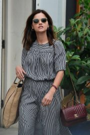 Jenna-Louise Coleman - Out and about in London