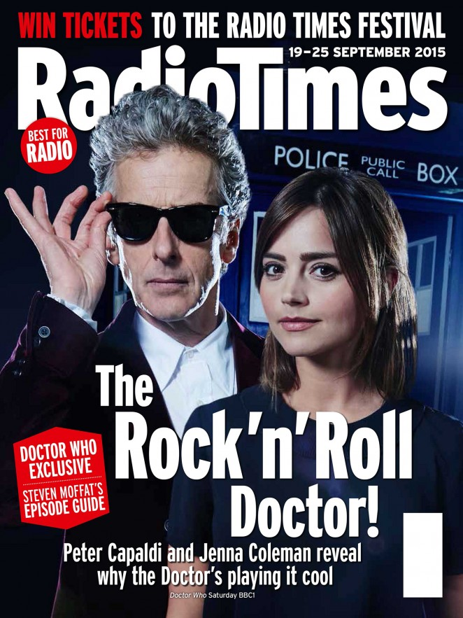 Jenna Louise Coleman: Radio Times Photoshoot 2015 -01