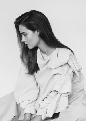 Jenna Louise Coleman - The Last Magazine (January 2019)