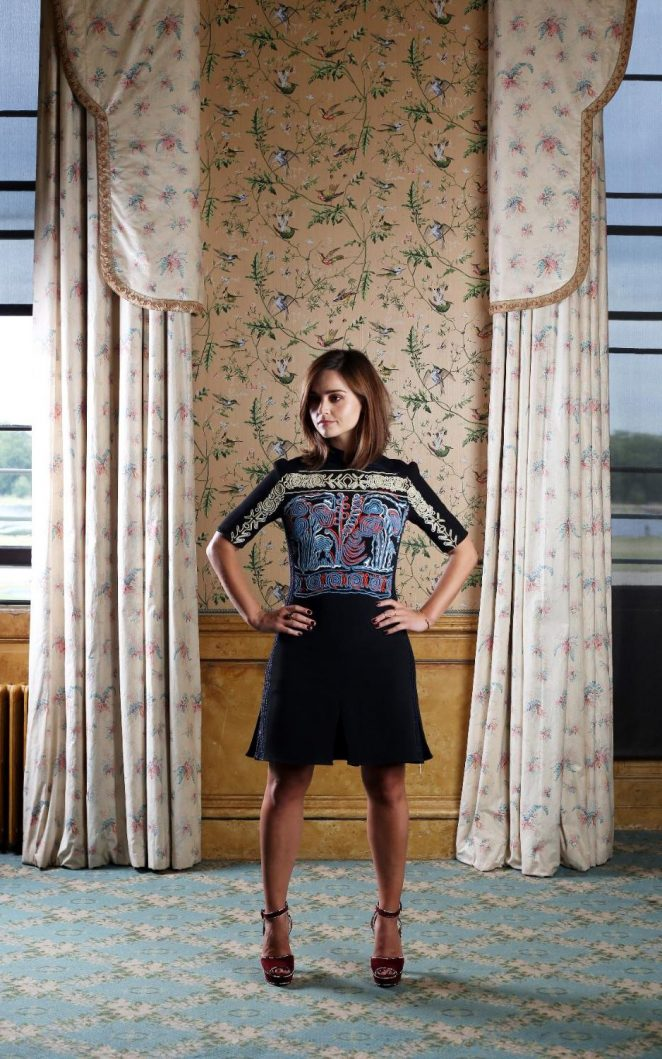 Jenna Louise Coleman - The Telegraph Photoshoot (August 2016)