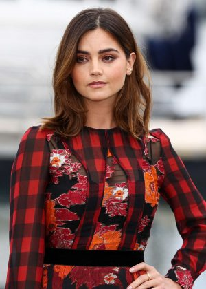 Jenna Louise Coleman -  'Victoria' Photocall in Cannes