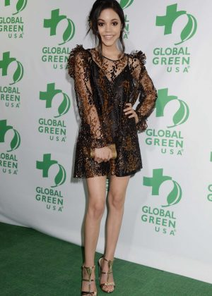 Jenna Ortega - 14th Annual Global Green Pre-Oscar Party in Los Angeles