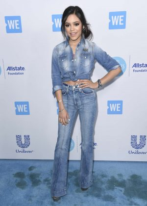 Jenna Ortega - 2018 WE Day California in Los Angeles