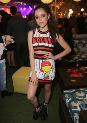 Jenna Ortega - City Year Los Angeles Spring Break: Destination Education in LA
