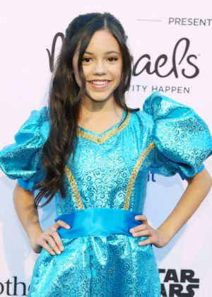 Jenna Ortega - Dream Halloween 2017 Costume Party in LA