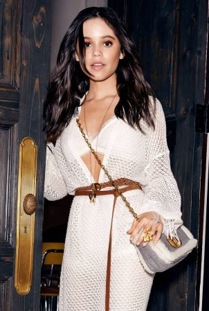 Jenna Ortega - Felisha Tolentino for Cosmopolitan (April 2021)