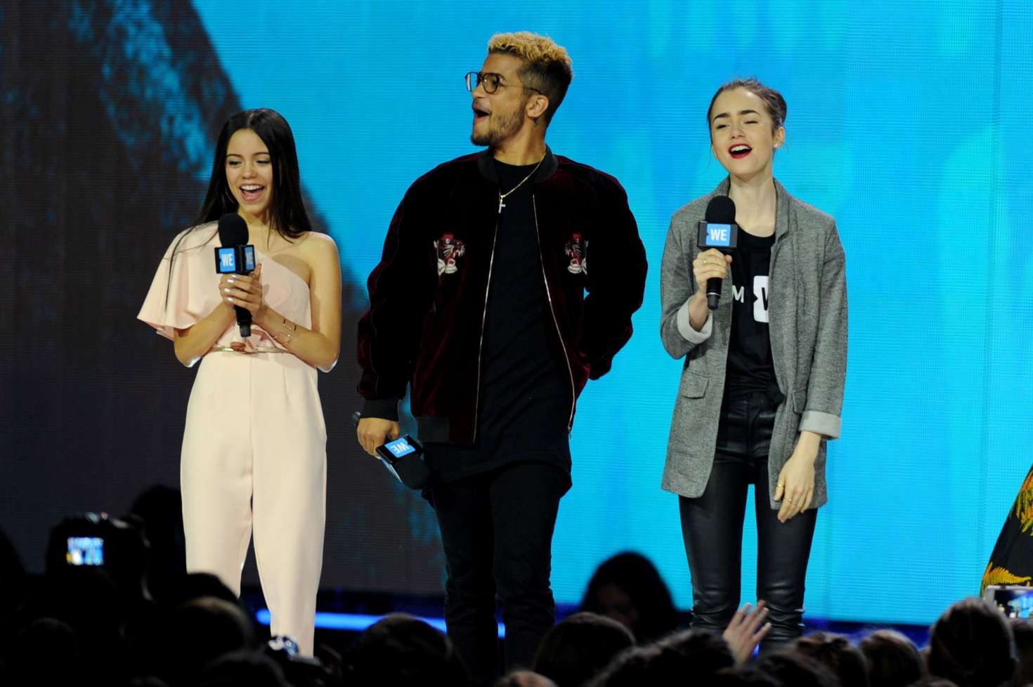 Jenna ortega hosts we day in seattle april 2019 nudes (58 photos), Feet Celebrity pictures