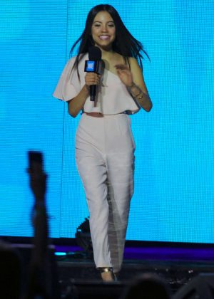 Jenna Ortega - hosts 'We Day' in Seattle