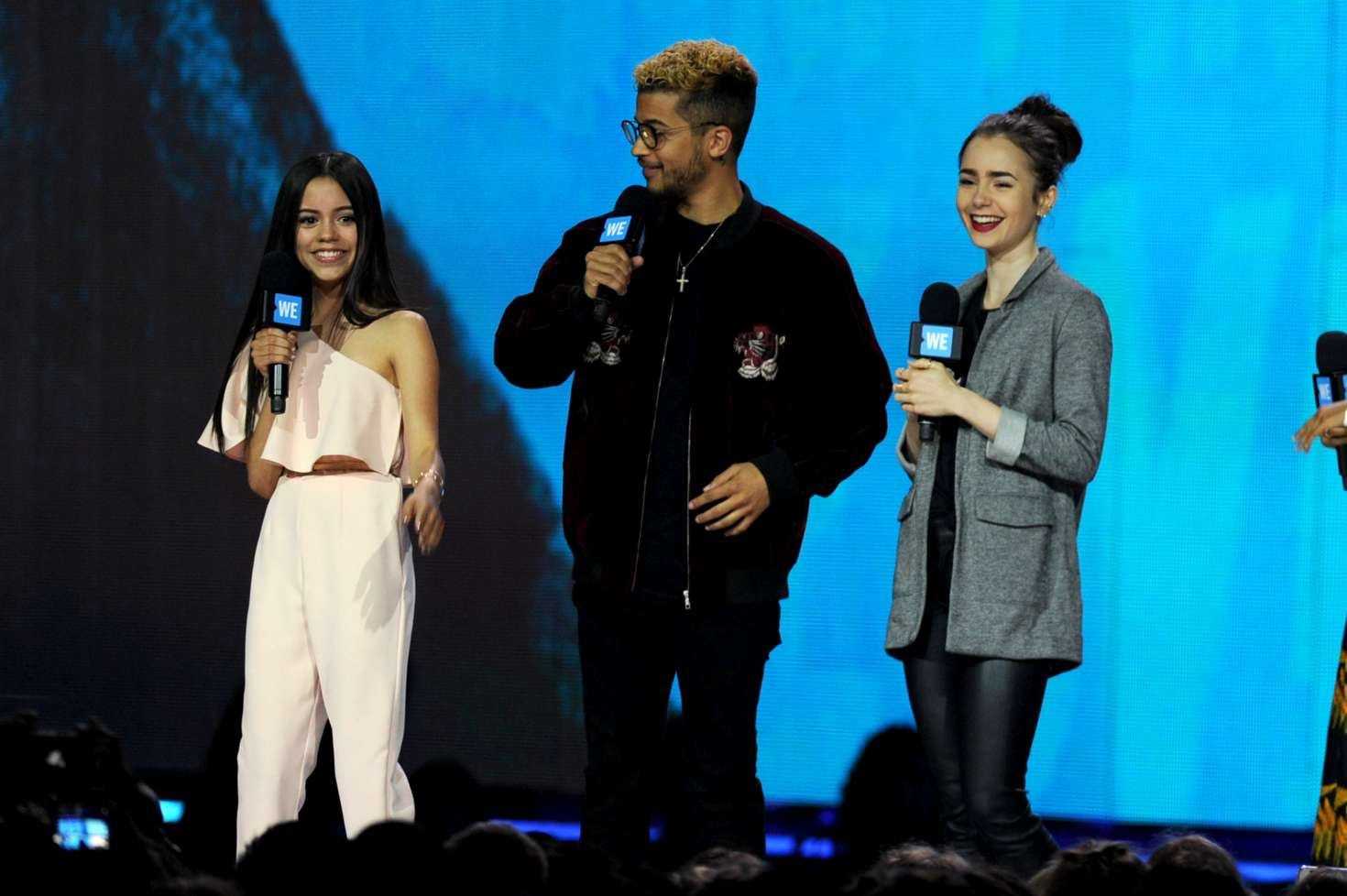 Jenna ortega hosts we day in seattle april 2019 - 2019 year