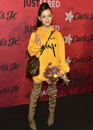 Jenna Ortega - Just Jared's 7th Annual Halloween Party in LA