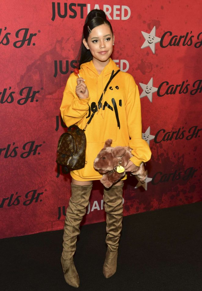 Jenna Ortega - Just Jared's 7th Annual Halloween Party in LA