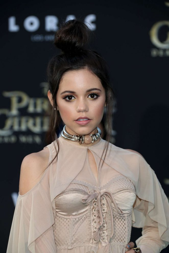 Jenna Ortega - 'Pirates Of The Caribbean: Dead Men Tell No Tales' Premiere in Hollywood