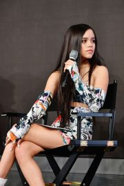 Jenna Ortega - Power On Premiere By Straight Up Films in Playa Vista