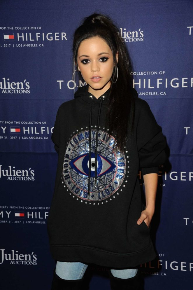 Jenna Ortega - VIP Reception Celebrating Julien's Auctions Upcoming Property in LA