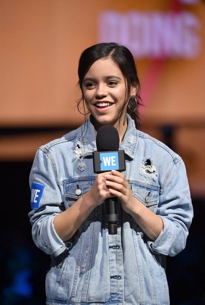 Jenna Ortega - WE Day UN 2018 in New York