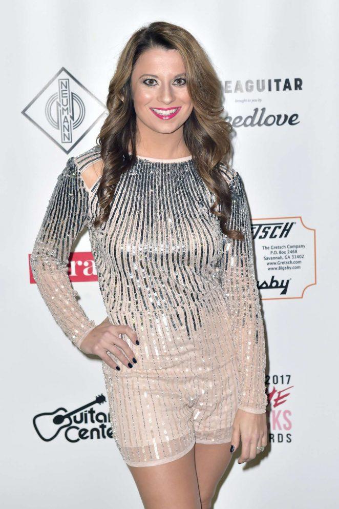 Jenna Paone - 5th She Rocks Awards in Anaheim