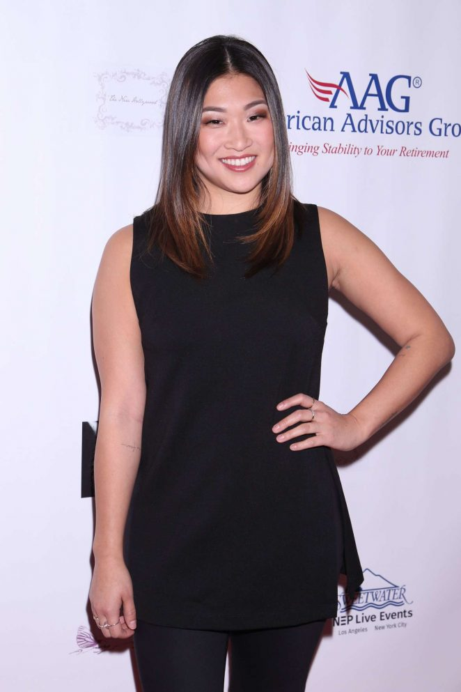 Jenna Ushkowitz - Broadway Sniffs Out Cancer Benefit in New York