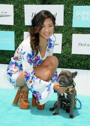 Jenna Ushkowitz: OCRFs 2nd Annual Super Saturday LA -13