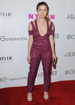 Jennette McCurdy: 2015 NYLON Young Hollywood Party presented by BCBGeneration in Hollywood-02